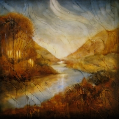 © Darlene Lobos - Mystery River II